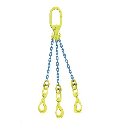 マーテック チェーンスリング 使用荷重20.7ton 3本吊りセット TG3-BKL16