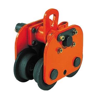 大人女性の 象印  手動用プレントロリ 定格荷重15t:道具屋-DIY・工具