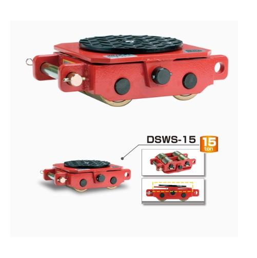 爆買い! ダイキ スピードローラー・スチール車輪15ton:道具屋-DIY・工具