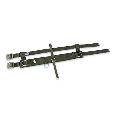 ツヨロン 傾斜面作業用安全帯ベルト緑色 B-2