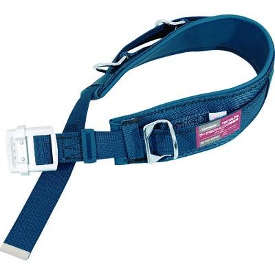 ツヨロン 柱上作業用安全帯取替ベルト 軽量型 紺