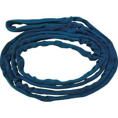 TESAC ブルースリングソフト エンドレス形 青色 使用荷重1.6t 長さ6.5m