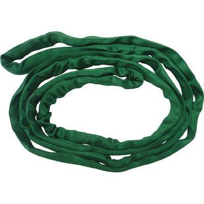 TESAC ブルースリングソフト エンドレス形 緑色 使用荷重2.0t 長さ7.5m