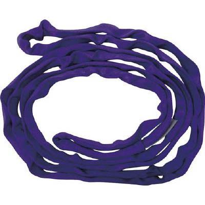 TESAC ブルースリングソフト エンドレス形 紫色 使用荷重1.0t 長さ7.5m