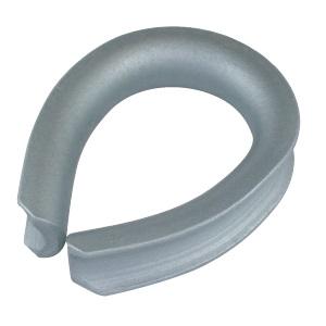 A形シンブル ドブメッキ 適用ロープ径55mm