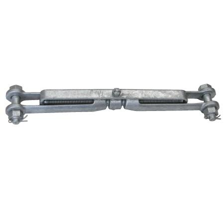 リギンスクリュー ドブメッキ 適用ロープ径32mm