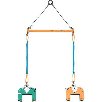 スーパー 木質梁専用吊クランプ天秤セット