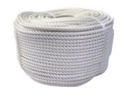 綿ロープ 径22mm 長さ50メートル巻き