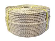 染サイザル麻ロープ 直径38mmx200メートル巻き