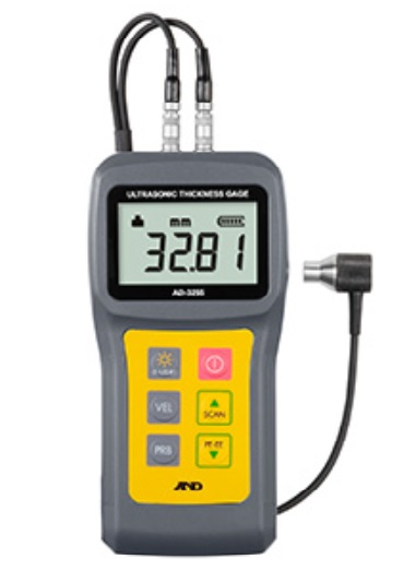 【安心発送】 A&D (NDT AD-3255 非破壊検査器):道具屋さん店 (エー・アンド・デイ) 超音波厚さ計-DIY・工具