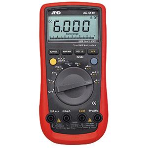 A&D デジタルマルチメーター AD-5519