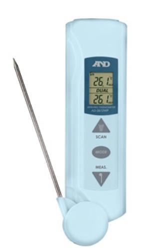 A&D (エー・アンド・デイ) 赤外線放射温度計 AD-5612WP