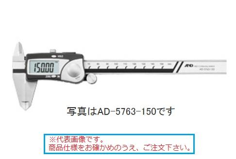 【P10倍】 A&D (エー・アンド・デイ) デジタルノギス AD-5763-300