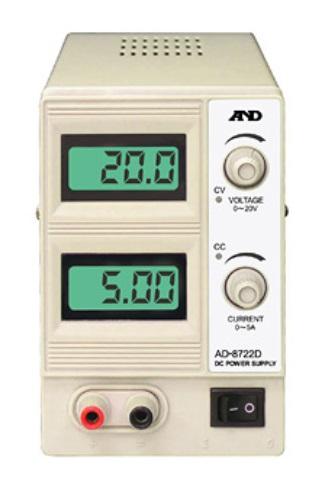 A&D (エー・アンド・デイ) 直流安定化電源 AD-8722D