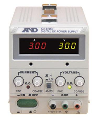 A&D (エー・アンド・デイ) 直流安定化電源 AD-8735D