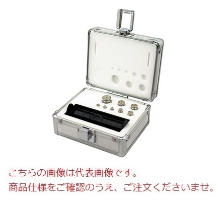 A&D OIML型校正用組分銅 (F1級) AD1605-10KF1 (10kgセット)