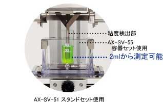 【直送品】 A&D (エー・アンド・デイ) 角型ガラス容器 AX-SV-60