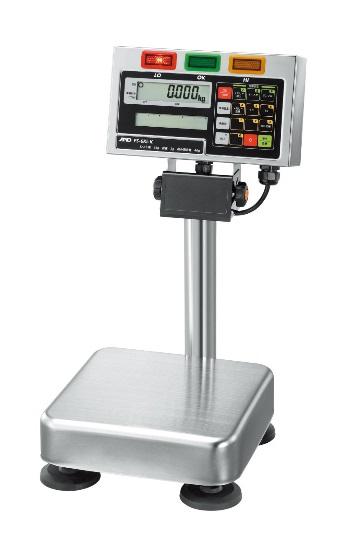 A&D (エー・アンド・デイ) 防塵・防水・台はかり FS-6Ki-K (検定付)