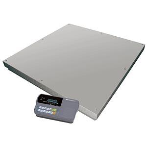 【直送品】 A&D (エー・アンド・デイ) 検定付きはかり 超大型デジタル台はかり FT-1500Ki13-K