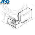 A&D (エー・アンド・デイ) 充電式内蔵バッテリユニット FXi-09-JA