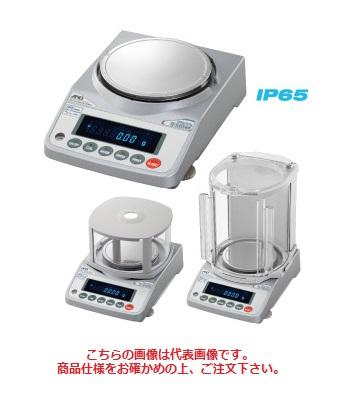 【P5倍】 A&D (エー・アンド・デイ) 検定付きはかり 校正用分銅内蔵型防塵・防水型電子天びん FZ-1200iWPR