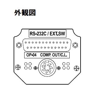 【直送品】 A&D コンパレータ出力/RS-232C/カレントループ GP-04