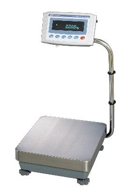 【P5倍】 A&D (エー・アンド・デイ) 検定付きはかり 校正用分銅内蔵型重量級天びん GP-60KR