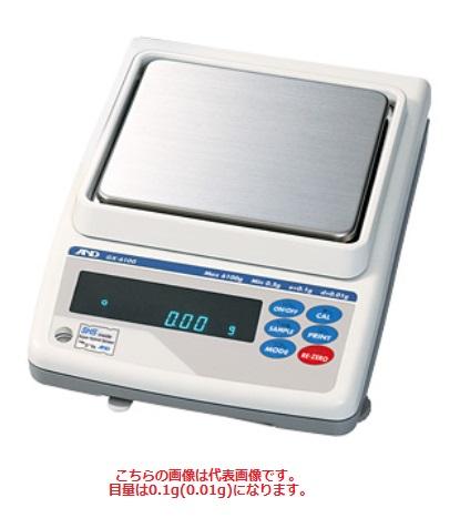 A&D (エー・アンド・デイ) 検定付きはかり 校正用分銅内蔵型汎用天びん GX-2000R