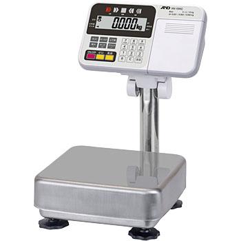 【直送品】 A&D (エー・アンド・デイ) 防塵・防水デジタル台はかり HV-15KC