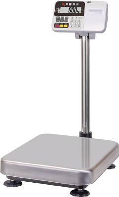 【直送品】 A&D (エー・アンド・デイ) 防塵・防水デジタル台はかり HW-200KC