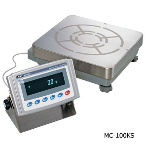 A&D (エー・アンド・デイ) 汎用電子天びん MC-100KS