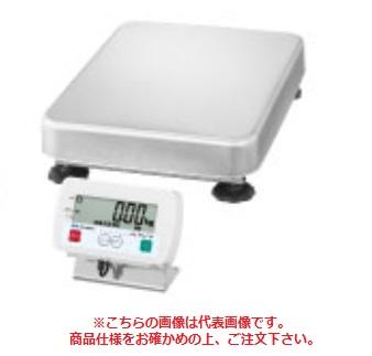 A&D (エー・アンド・デイ) 防塵・防水台はかり  SC-60KBL-K (検定付き)
