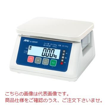 【直送品】 A&D (エー・アンド・デイ) 検定付きはかり 防塵・防水はかり SJ-15KWP (4級) (SJ15KWP-JA)