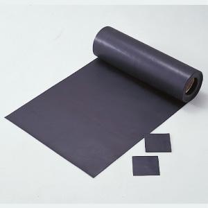 【代引不可】天然ゴム(NR) 黒 5t×1000×10m(定尺)