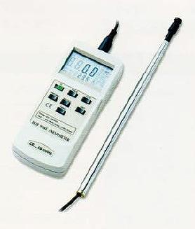 【直送品】 アイ電子技研 熱式デジタルアネモメーター AM-4204HA