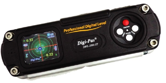 アカツキ 精密デジタル水準器 DWL-2000XY (ソフトウェア別売)