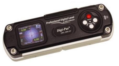 アカツキ 精密デジタル水準器 DWL-3000XY 〈振動計内蔵型〉