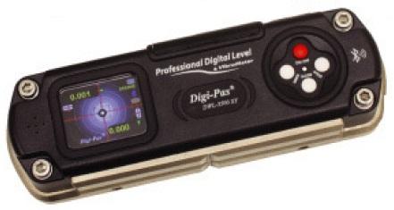 アカツキ 精密デジタル水準器 DWL-3500XY 〈振動計内蔵型〉
