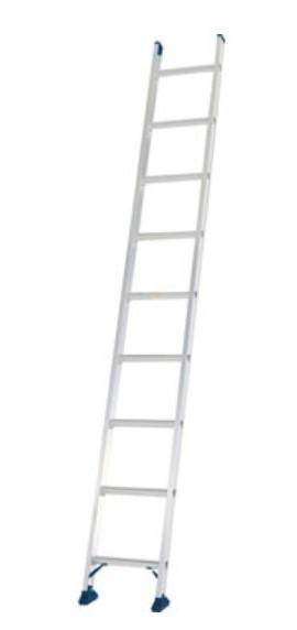 【直送品】 アルインコ 1連はしご JXV-39S 【特価】【法人向け、個人宅配送不可】 【大型】