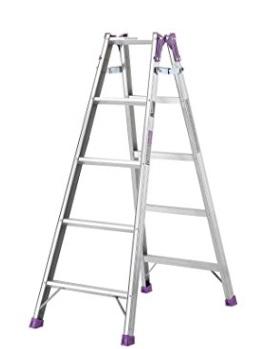 【直送品】 アルインコ はしご兼用脚立 MR-150W 【法人向け、個人宅配送不可】 【大型】