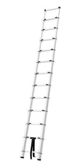 【直送品】 アルインコ 伸縮式はしご MW-39A 【法人向け、個人宅配送不可】