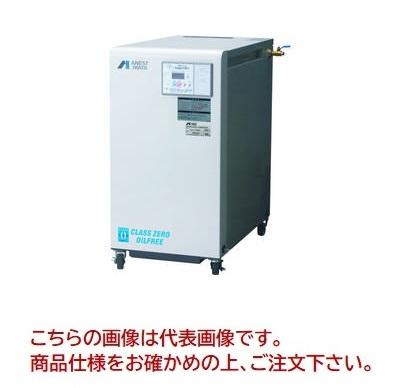 【直送品】 アネスト岩田 コンプレッサ スクロール SLP-07EEC5 (100V/50Hz) オイルフリー 【特価】 【大型】