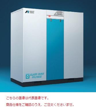 【代引不可】 アネスト岩田 コンプレッサ スクロール SLP-551EFDM5 (200V 50Hz) (ドライヤ付) オイルフリー 【特価】 【大型】