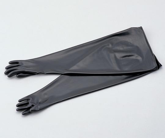 アズワン グローブボックス用手袋 DBG-BT15/8-8 (1-9607-02) 《実験設備・保管》
