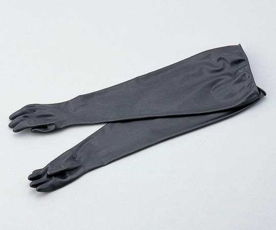 アズワン グローブボックス用手袋 DBG-NE15/8-8 (1-9610-02) 《実験設備・保管》