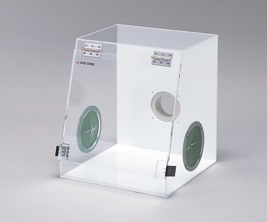 アズワン ワークボックス 1-9020-02 《実験設備・保管》