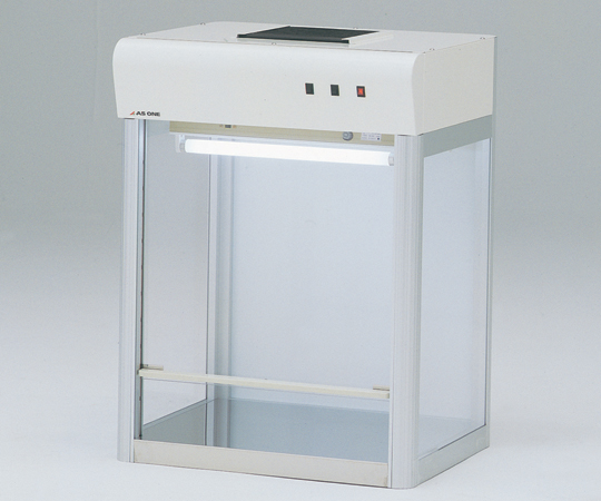 【直送品】 アズワン クリーンベンチ(殺菌灯付) CT-900UVAD (2-4684-52) 《実験設備・保管》 【特大・送料別】