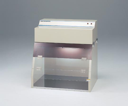 アズワン コンパクトクリーンブース CCB-80 (3-1117-01) 《実験設備・保管》