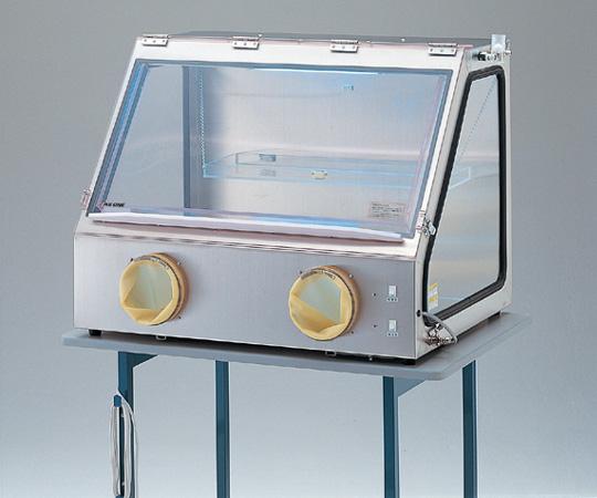 【直送品】 アズワン 大型グローブボックス AS-800S (3-4044-11) 【大型】《実験設備・保管》 【特大・送料別】