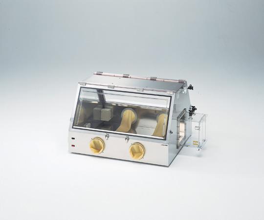 アズワン 両面グローブボックス DGB-1000 (3-5650-01) 【大型】《グローブボックス》
